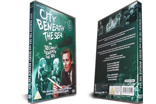 City Beneath the Sea and Secret Beneath the Sea dvd collection