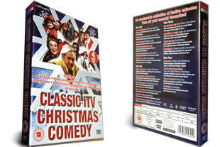 Classic ITV Christmas Comedy dvd collection
