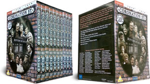 Coronation Street the 1970's DVD Boxset
