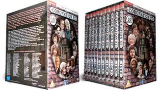 Coronation Street the 1980's DVD Boxset