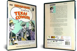 Sherlock Holmes and the Case of the Texas Cowgirl