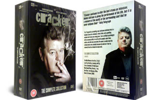 Cracker DVD Complete Collection