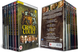 Crown Court dvd collection