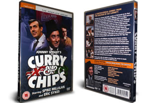 Curry And Chips dvd collection