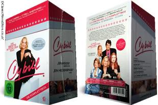 Cybill DVD
