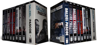 Dalziel and Pascoe DVD