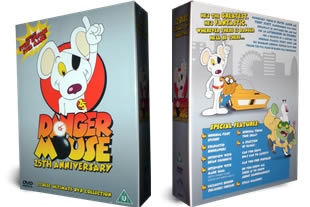 Dangermouse dvd collection