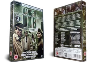 Danger UXB dvd collection