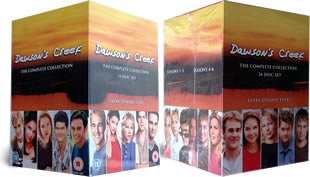 Dawsons Creek DVD collection