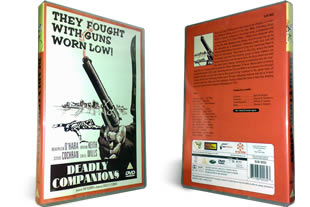 Deadly Companions dvd