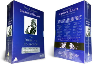 Sherlock Holmes The Collection dvd