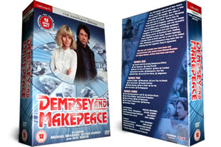 Dempsey and Makepeace DVD