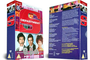 Department S DVD