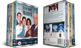 Diagnosis Murder DVD set
