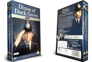 Dixon of Dock Green dvd collection