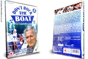 Don't' Rock The Boat dvd collection