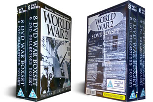 World War 2 DVD Boxset