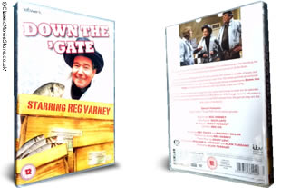 Down The Gate dvd collection