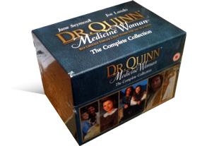 Dr Quinn Medicine Woman DVD Set