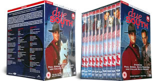Due South Complete DVD
