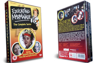 Educating Marmalade dvd collection