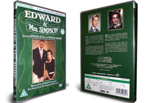 Edward and Mrs Simpson dvd collection