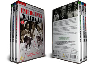 Emergency Ward 10 DVD