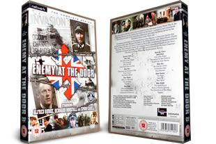Enemy at the Door DVD