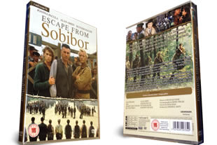 Escape from Sobibor dvd