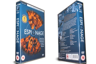 Esplonage dvd collection