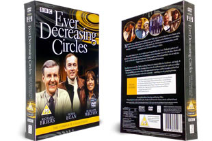 Ever Decreasing Circles 5 DVD set