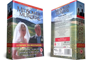 Midsomer Murders DVD The Sixth Collection