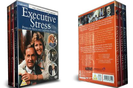 Executive Stress dvd collection
