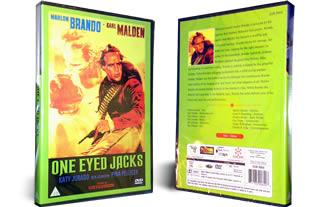 One Eyed Jacks dvd