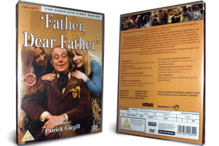 Father Dear Father Series 1 dvd