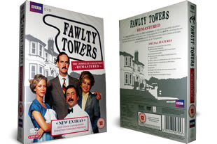 Fawlty Towers DVD Complete Boxset