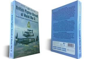 British Fighter Aircraft of World War 2 DVD