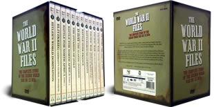 World War 2 Files DVD