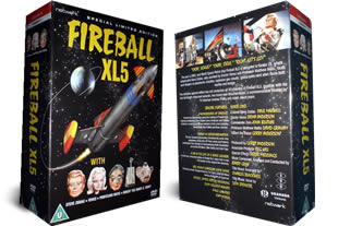 Fireball XL5 dvd collection