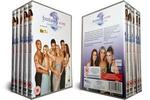 Footballers Wives DVD