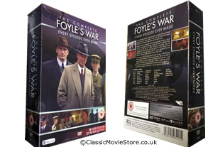 Foyles War DVD Series 1-7 Complete
