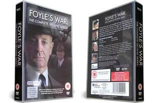 Foyle's War Series Two DVD Set