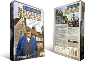 Fred Dibnah's Building Collection DVD box set