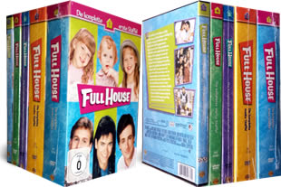 Full House dvd collection