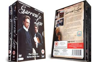 Garrows Law DVD