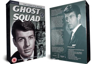 Ghost Squad DVD Collection