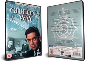 Gideon's Way dvd collection
