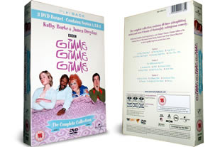 Gimme Gimme Gimme DVD