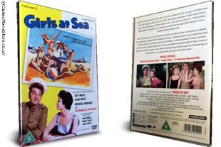 Girls at Sea dvd