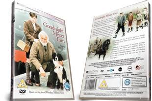 Goodnight Mister Tom dvd